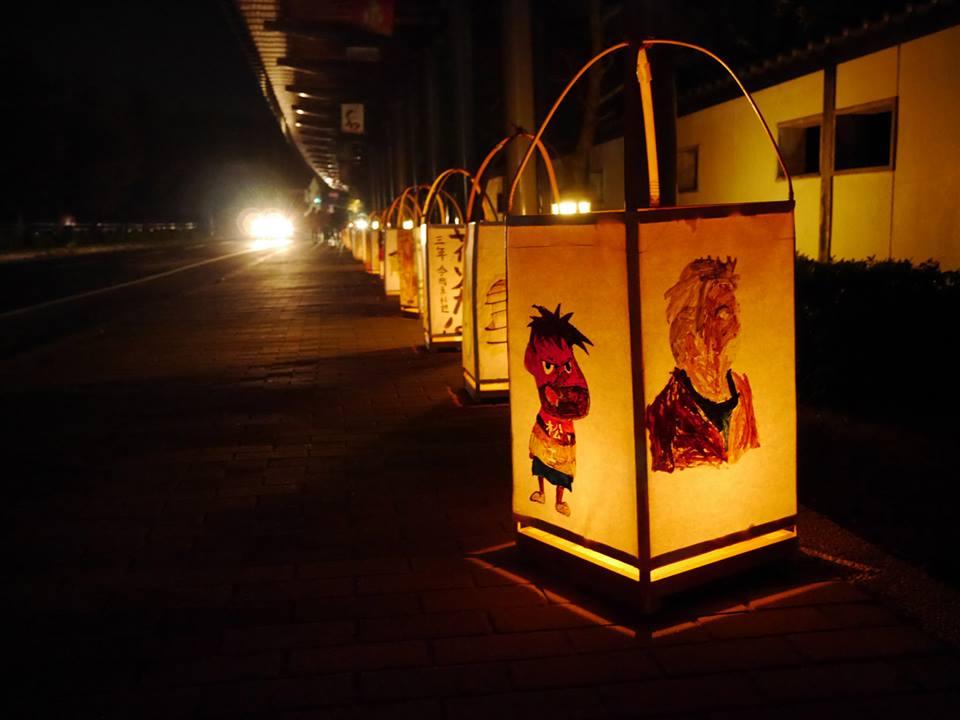 「怪談のふるさと松江」でタッグを組む、へるんさんと松江の吉田くん